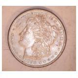 1898 MORGAN DOLLAR, O MINT