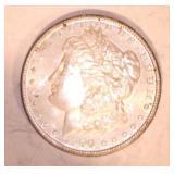 1900 MORGAN DOLLAR, O MINT
