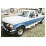 1994 Ford 150 XLT Extended Cab Pickup