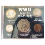 1945 D WWII COIN SERIES