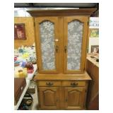 Wood China Cabinet