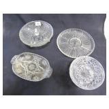 Glass Bowls & Platters