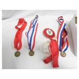 Ribbons & Medals