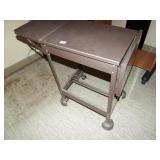 Metal Rolling Table / Metal Shelf / Computer Desk