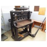 Chandler / Price Industrial Grade Paper cutter