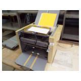 Duplo Folder / Paper Folder
