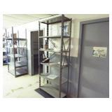 7 Metal Shelves