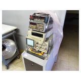 Oscilloscope, Flukes, Phillips Timer Counter
