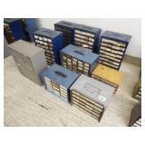 9 - Plastic Organizer Bins
