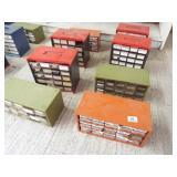 8 - Plastic Organizer Bins