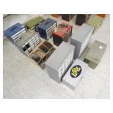 10- Plastic Organizer Bins