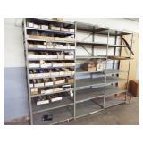 3 - Metal Shelves