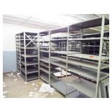 7 - Metal Shelves