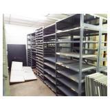 10 - Metal Shelves