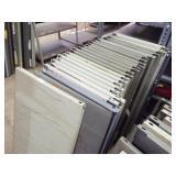 26 - Metal Shelfs/ no frames