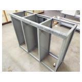 1- Metal shelf