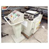 IMCAR Universal Bending Machine and control panel