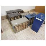 7 - Plastic Organizer Bins