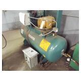 FSCurtis 240V 3 Phase 120 GAL AIR Compressor