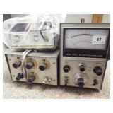 Electro Meter, Programmer, cord extra Parts etc.