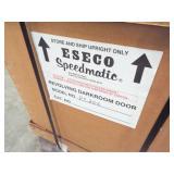 ESECO Speedmatic  Dark Room Door
