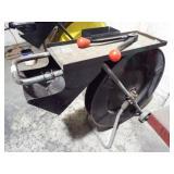 1 Ea. Spencer Metal banding machine