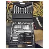 Ace Hardware Socket set, 3 ratchets