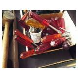 1 Box red handle nut drivers (20 ea)