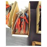 1 Box of O-ring pliers