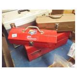 2 ea. Small tool boxes