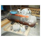 Un-assembled 100 Gal Air Compressor
