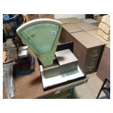 Friden Postage Scale
