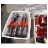 Misc. gun solvants, oils