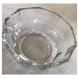 Crystal bowl- Italy