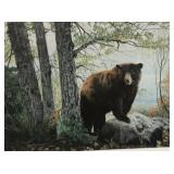 """""""Morning Watch,"""" (Grizzly)"""