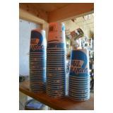 1 quart paint cups (60 +/-)