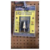 3 piece step drills