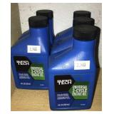 8oz. 2-cycle engine oil