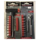 1/4in socket and bit sets