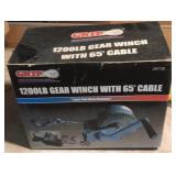 1200lb gear winch