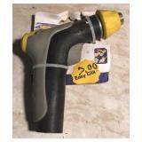 Water hose nozzle