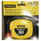Stanley 50ft Tape Measure