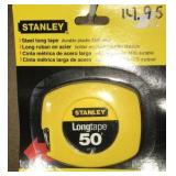 Stanley 50ft Tape Measure