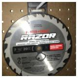 7.25in Saw Blade