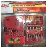 68 Piece Drill and Driver Bit Set