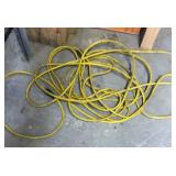 Yellow electrical cord