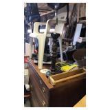Contents of dresser top