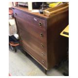 Mainline 5 drawer dresser
