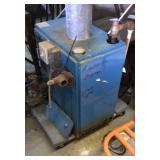 Propane boiler