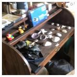 Contents of desk top